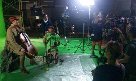 NY在住アーチスト、映画ライターの岡本太陽さんが、大林宣彦監督の名作に登場!