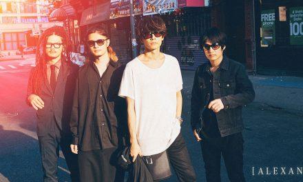 速報[ALEXANDROS] USA Tour! 日本の人気ロックバンド、NYにやってくる!