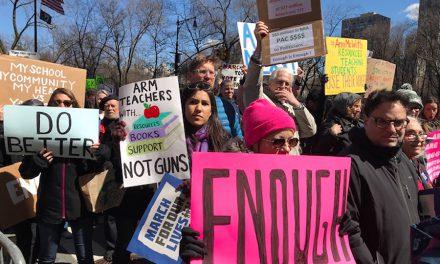 ジェネZが社会を変える?銃規制を求める「マーチ・フォー・アワー・ライブズ」