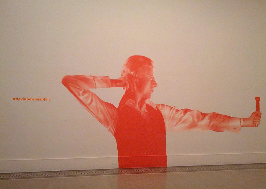 デビッド・ボウイ回顧展@ブルックリンミュージアム