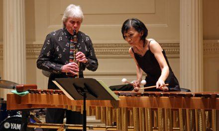 天草の農家から、ひとりNYへ  カーネギーで演奏するマリンバ奏者、ミカ・ストルツマン(後編)