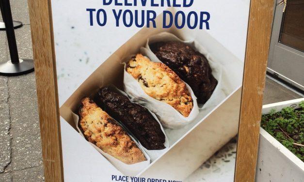 NYで一番おいしいと評判のクッキー、ルヴァン・ベーカリー
