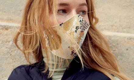 日本のビンテージ着物がアメリカでマスクに!VPLが手がける和マスク、売上は非営利団体に寄付